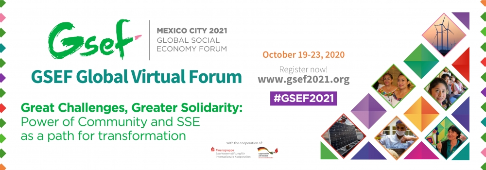 GSEF Global Virtual Forum banner image